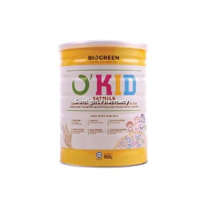 Biogreen O'Kid Oatmilk 850G